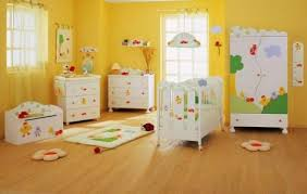 Yellow Nursery Decor Unisex Baby Room Decorations Home Design Layout Ideas