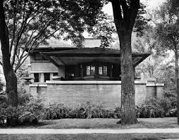 the best example of the prairie houses the robie house metalocus