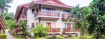 buri beach resort beachfront hotel in haad rin nai phangan island