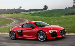 2017 audi r8 v10 plus test u2013 review u2013 car and driver
