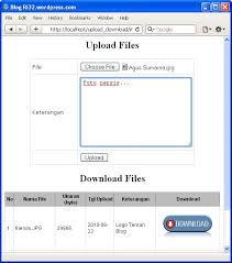 cara membuat form upload file dengan php cara membuat upload file lebih dari satu file dengan php fina