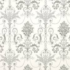 laura ashley josette charcoal wallpaper bedroom valley view