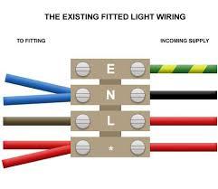 Installing A Motion Sensor To An Existing Light Fixture Fitting A New External Pir Floodlight Diynot Forums