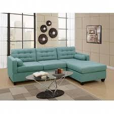 Reversible Sectional Sofa Esofastore Living Room Reversible Sectional Sofa Chaise Laguna
