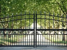 architectural and ornamental iron fencing in riverside