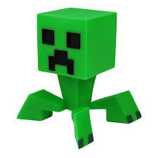 amazon com minecraft creeper vinyl toys u0026 games