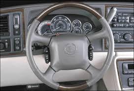 cadillac escalade ext interior pickuptruck com exclusive comparison test 2002 cadillac
