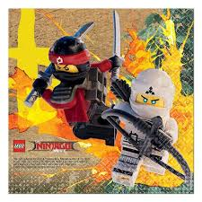 ninjago party supplies lego ninjago party supplies