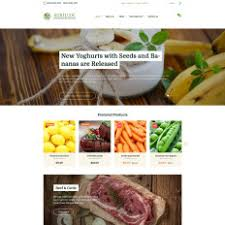 food restaurant woocommerce themes templatemonster