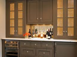 two tone kitchen cupboards countertop white and dark wood