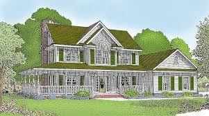 country floor plans with wrap around porches wrap around porch house plans southern living jburgh homes country