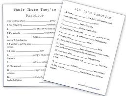 language arts u2013 grammar worksheets homeschool den