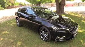 Mazda 6 Rating New 2017 Mazda 6 Limited Diesel Wagon Presentation Jet Black