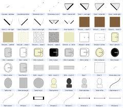 Make Floor Plans Flooring Make Floor Plan Symbols Clip Artfloor Free Furniture