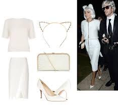 White Cat Halloween Costume 5 Fashion Halloween Costumes Love Lux U0026 Concord Chicago