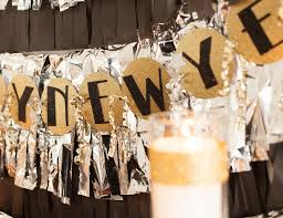decorations endearing new year eve dining room inspiring design