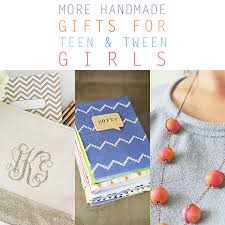gifts for tween more handmade gifts for and tween the cottage market