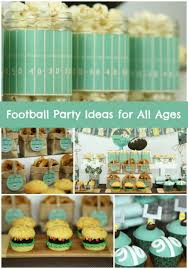 football party ideas football party ideas for all ages jpg