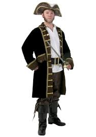 mardi gras costumes men authentic pirate costume men s pirate costumes