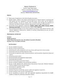Best Qa Resume 2015 by Prashant Nikam Resume