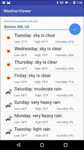 android httpurlconnection 7 weatherviewer app android 6 for programmers an app driven