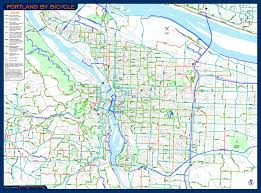map of oregon 2 portland oregon bike map map of portland oregon map oregon usa