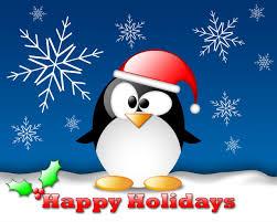 happy holidays writes history