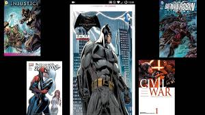 download comics for free on android youtube
