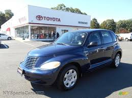 2005 chrysler pt cruiser in midnight blue pearl 560101