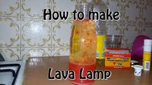 how do you make a homemade lava l how to make a lava l stem little explorers
