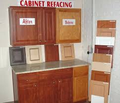 Reface Kitchen Cabinets Diy Kitchen Cabinet Facelift Before And After Cabinet Refacing Diy
