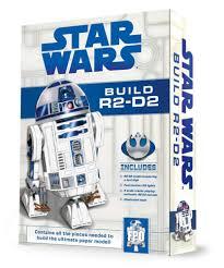 booktopia star wars build r2 d2 build r2 d2 paper craft kit