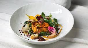 recette de cuisine de chef étoilé recette le fois gras l anguille fumée blettes betteraves