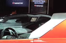 Lamborghini Veneno Exterior - lamborghini veneno roadster sports 750 watt monster audio system