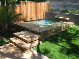 Mini Pools For Small Backyards by Small Plunge Pools Design Ideas Awesome Small Backyard Pools With