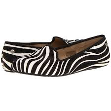ugg womens alloway shoes zebra ugg alloway 105 liked on polyvore shoe