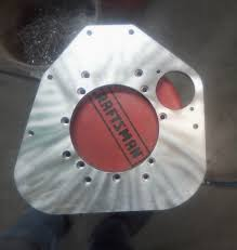 adapter plate for v2203 kubota engine to transmission