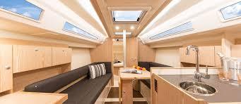 Small Boat Interior Design Ideas Hanse 315 Small Cruiser Big Sailing Fun Boats Com