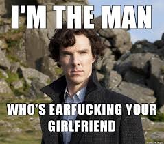 Cumberbatch Meme - benedict cumberbatch recorded a spoken word track on the new bonobo