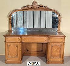 English Oak Sideboard Jacobean Mbwfurniture