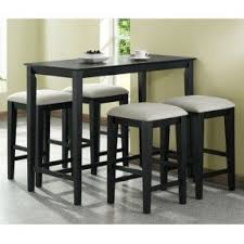 Kitchen Bar Table And Stools Rectangular Bar Height Table Foter