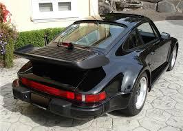 1987 porsche 911 slant nose 1987 porsche 930 turbo slant nose 61419