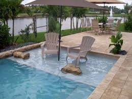 Ideas For Small Backyard 1000 Ideas About Small Backyard Pools On Pinterest Backyard Small