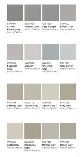 popular gray versatile gray perfect greige paint colors 2