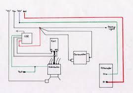 chinese atv cdi wiring diagram image details