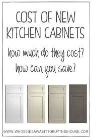 How Much Are New Kitchen Cabinets How Much Does A Kitchen Island Cost Precision Crafted How Much Do