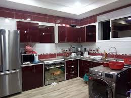 mdf cuisine blida services cuisine moderne en mdf mélamine chez