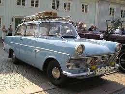 opel rekord 1965 opel rekord u2013 sweden