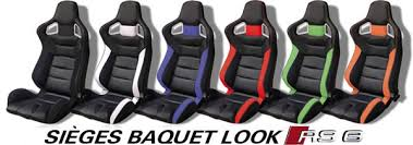 siege baquet voiture siege baquet rs6 vw aurel89 photos caradisiac com