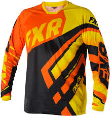 signed motocross jersey fxr racing 2015 mx apparel factory ride edition jersey